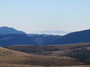 Detall de la fotografia: en dies molt clars, es veu Montserrat!!