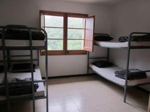 Dormitori blau, 20 places