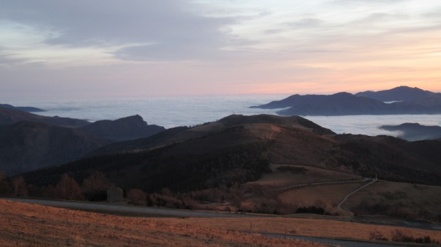 Camí de Sant Jaume: de Santa Margarida de Coll d'Ares aEspinavell