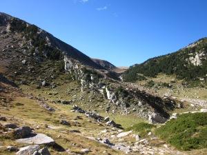 Un paisatge de somni ben a tocar de casa!!! Remuntem la Coma del Tec, el primer tram del riu.
